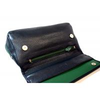 Peterson Black Leather Combination Pipe Pouch 137 (PP002)