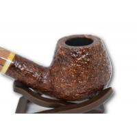 Savinelli Dolomiti 645 Rustic Light Brown 9mm Pipe (SAV170)