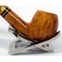 Savinelli Miele Bent 626 Honey Fishtail 9mm Pipe (SAV349)