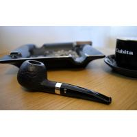 Stanwell Sterling Black Sandblast Model 109 - 9mm (HC025)