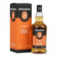 Springbank 10 Year Old - 70cl 46%