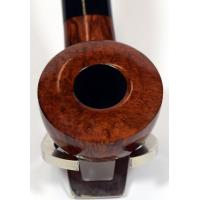 Stanwell Royal Guard Brown Polished Model 95 Fishtail 9mm Filter Pipe (ST15)