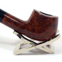 Stanwell Royal Guard Brown Polished Model 11 Fishtail 9mm Filter Pipe (ST21)
