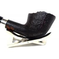 Stanwell Pipe Of The Year Light 2020 Sand/ Smooth Top Silver Mounted Fishtail Pipe (ST36)
