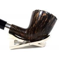 Stanwell Pipe Of The Year Light 2020 Sand/ Smooth Top Silver Mounted Fishtail Pipe (ST45)