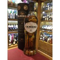 Tamdhu 10 Year Old Single Malt Scotch Whisky - 70cl 40%