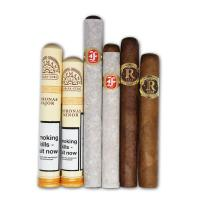 The Morning Walk Sampler - 6 Cigars