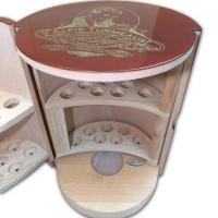 Turmeaus Limited Edition Cylinder Shaped Humidor - 18 cigars capacity