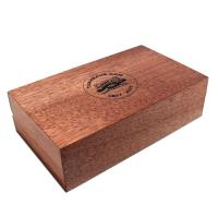 Turmeaus Limited Edition Exclusive Gift Humidor Box - 4 Cigars
