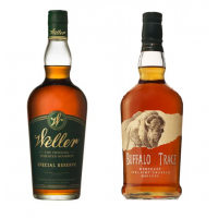 Weller Special Reserve Bourbon + Buffalo Trace Pairing