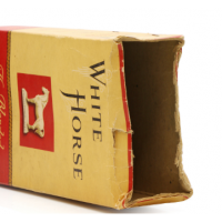 White Horse Circa 1940 - 50s Bottling Whisky - 37.9cl 43%