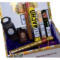 Tubed Around The World Christmas Gift Box Sampler