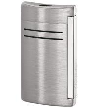 ST Dupont Lighter – Maxijet – Brushed Chrome