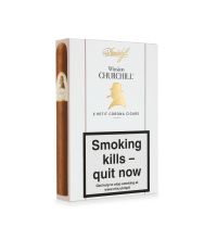 Davidoff Winston Churchill Artist Petit Corona - Pack of 5