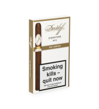 Davidoff 702 Series Signature No. 2 Cigar - Pack of 5