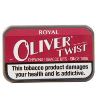Oliver Twist Royal - Smokeless Tobacco Bits 7g Pack