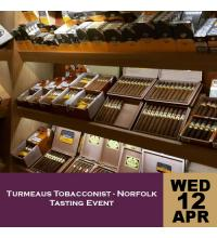 Turmeaus Norfolk Whisky and Cigar Tasting Event - 12/04/17