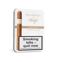 Davidoff Dominican Primeros Cigar - Tin of 6