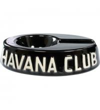 Havana Club Ashtray – Egoista Single Cigar Ashtray – Ebony Black