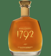 1792 Single Barrel Kentucky Straight Bourbon Whiskey - 75cl 49.3%