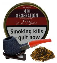 Erik Stokkebye 4th Generation 1982 Centennial Blend Pipe Tobacco 50g Tin
