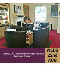 Turmeaus Knutsford Whisky and Cigar Tasting Event - 22/8/18