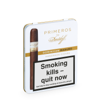 Davidoff Dominican Primeros Maduro Cigar - Tin of 6