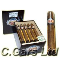 Luis Martinez Crystal Churchill Cigar - Box of 20