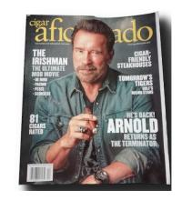 Cigar Aficionado Magazine - November/December 2019
