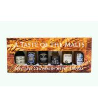 A Taste of the Malts 6 x 5cl Gift Pack