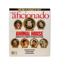 Cigar Aficionado - January/February 2018