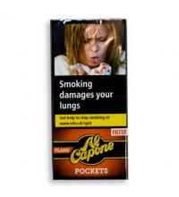 Al Capone Pockets Flame Filter Cigarillos - Pack of 3