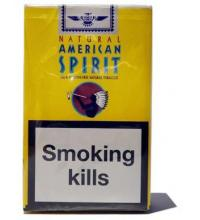 American Spirit Yellow - 1 Pack of 20 cigarettes