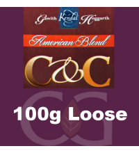 American Blends C.C Pipe Tobacco 100g Loose