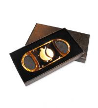 Sikarlan 66 Ring Gauge Cigar Cutter – Gold