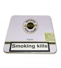 Ashton Esquire Natural Cigar - Tin of 10 (End of Line)