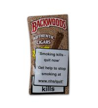Backwoods Brown - 8 x Pack of 5 (40 cigars)
