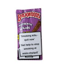 Backwoods Purple - 5 pack cigars