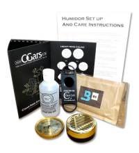 C.Gars Ltd Bargain Humidor Set Up Care Kit