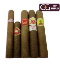 Cuban Best Sellers of 2017 Sampler - 5 Cigars