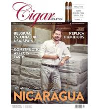 Cigar Journal Magazine - Spring Edition 2018