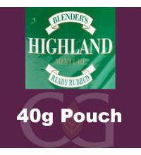 Blenders Highland RR Pipe Tobacco 40g Pouch