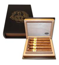 Bolivar Belicosos Limited Edition Book (2007 Vintage) - 10 cigars � Black