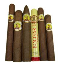 Bolivar Sampler – 6 Cigars
