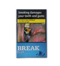 Break Filter Cigarillo - Blue - Pack of 17