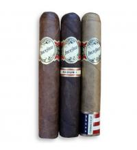 Brick House Robusto Selection Sampler - 3 Cigars