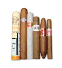 Budget Small Cuban Sampler - 6 Cigars