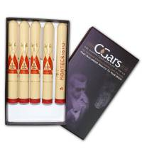 C.Gars Ltd Montecristo Tubos – Pack of 5 cigars