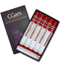 C.Gars Ltd Romeo Y Julieta Tubed Churchill – Pack of 5 cigars