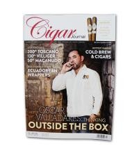 Cigar Journal Magazine - Summer Edition 2018